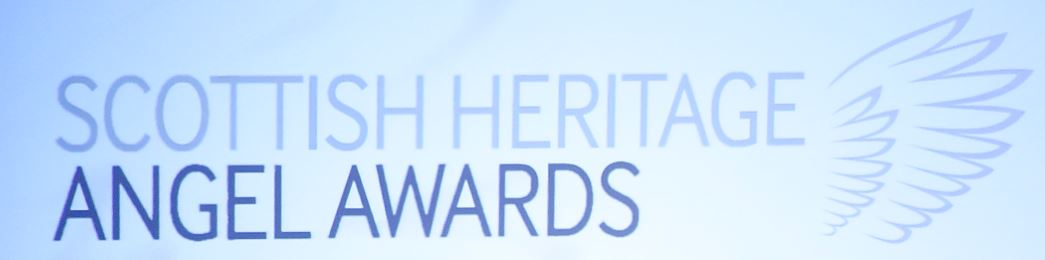 scottish heritage angel awards banner